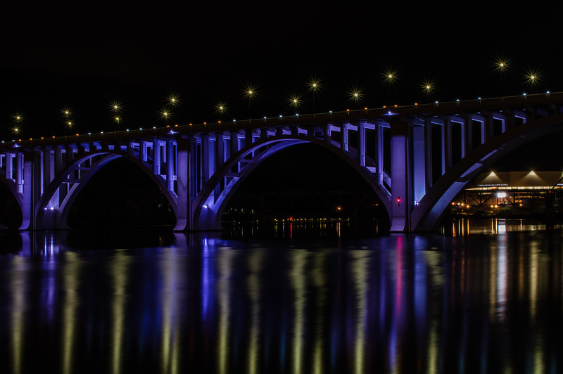 Henley Street Bridge Knoxville Tennessee