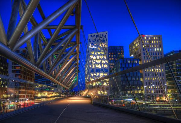 Oslo Blue Hour