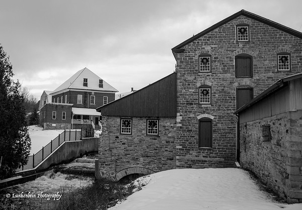 Old Mill in Delta