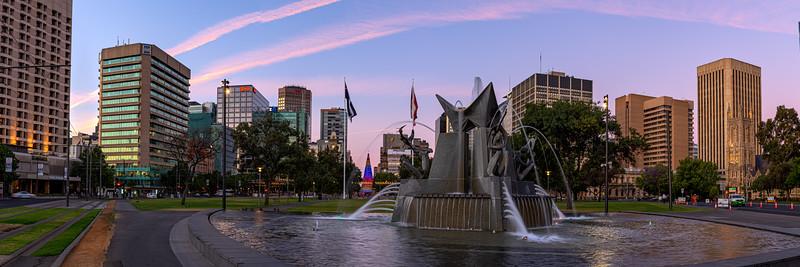 Victoria Square, Adelaide, SA