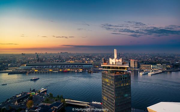 Good morning Amsterdam