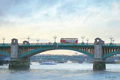 Bridging the River Thames