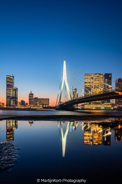 Morning in Rotterdam