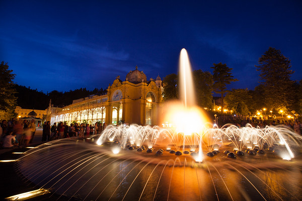 The Singing Fountain   Bohemia