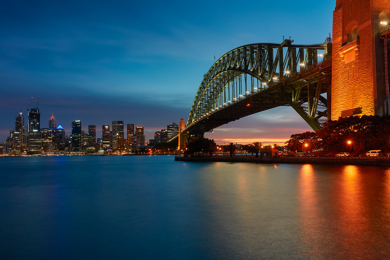 Harbour Bridge | Sydney Australia