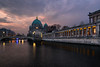 The Berliner Dom at Sunrise