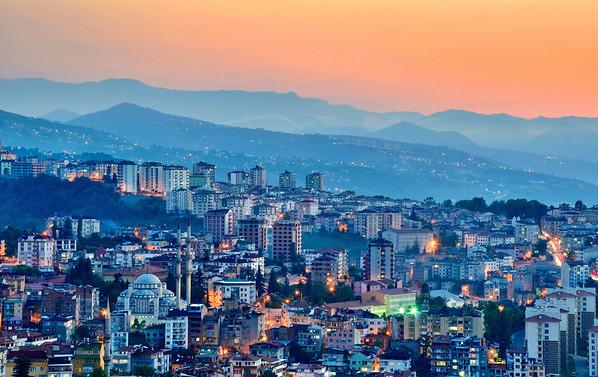 Trabzon, Northern Turkey