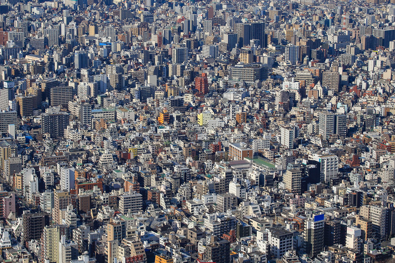 Suburbia Tokyo Style