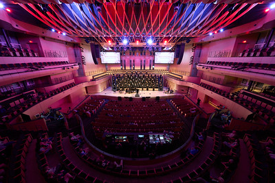 Sony Alpha a1 and FE 12-24 GM Team for Concert Hall Image