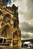 Cathédrale de Reims - 50th anniversary of the Franco-German Rapprochement