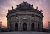 Bode-Museum at Dawn