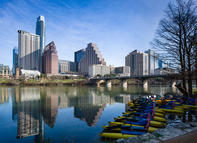 Reflections of Austin