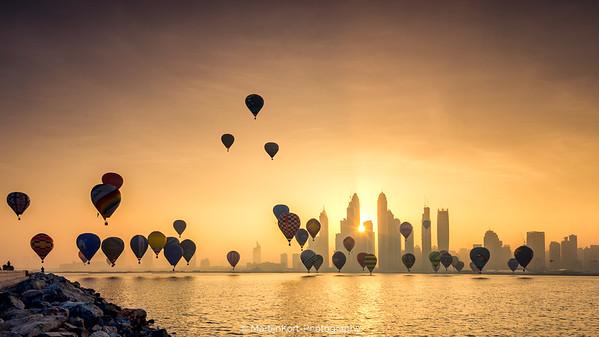 Dubai Skyline