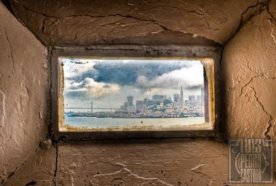 San Francisco - A View From Alcatraz