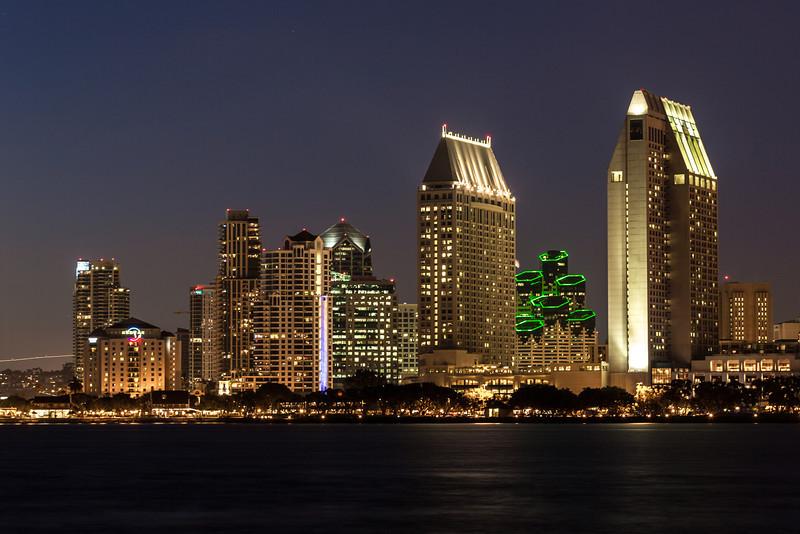 Golden San Diego