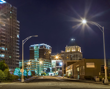 Greensboro Lights