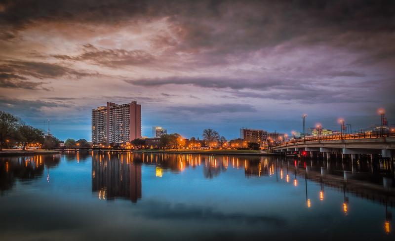 The Hague River