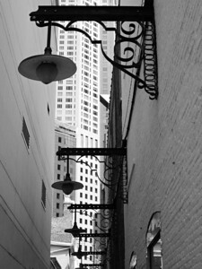 Elegant Alleyway