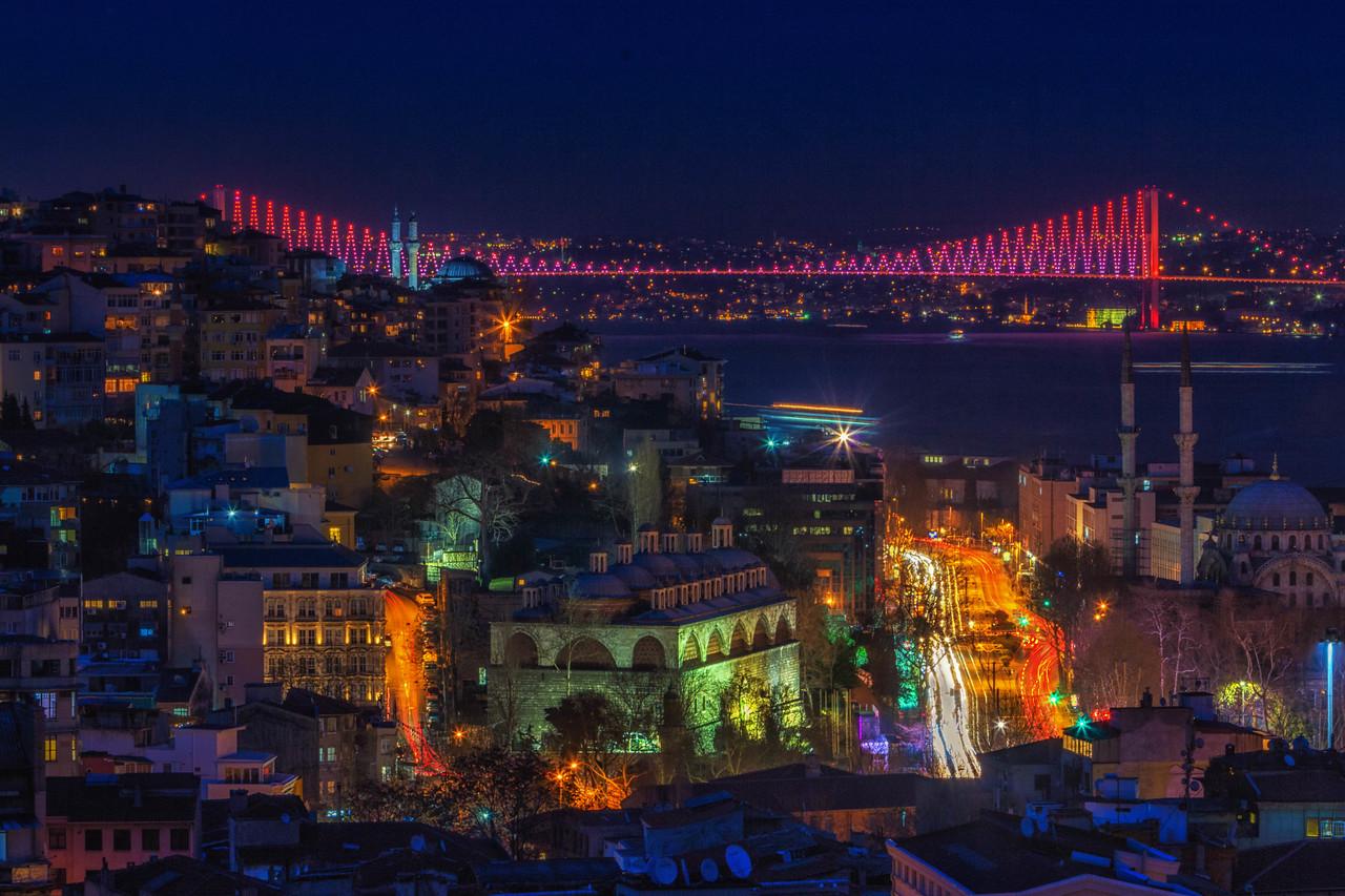 Istanbul City Skylines