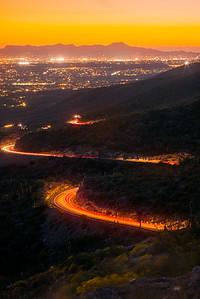 Mt Lemmon Highway (Catalina Highway) (General Hitchcock Highway)