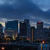 Tampa Skyline - Before Sunrise