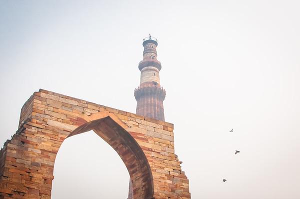 Qutab Minar, New Delhi
