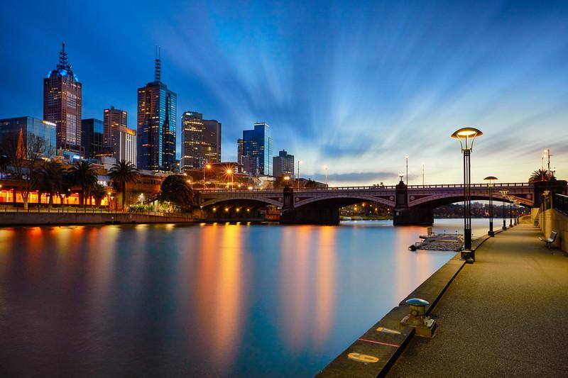 Promenade | Melbourne Australia