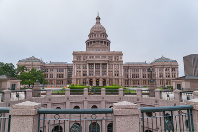 Texas Capitol (North View)