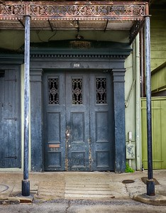 Doors of the Old French Quarter