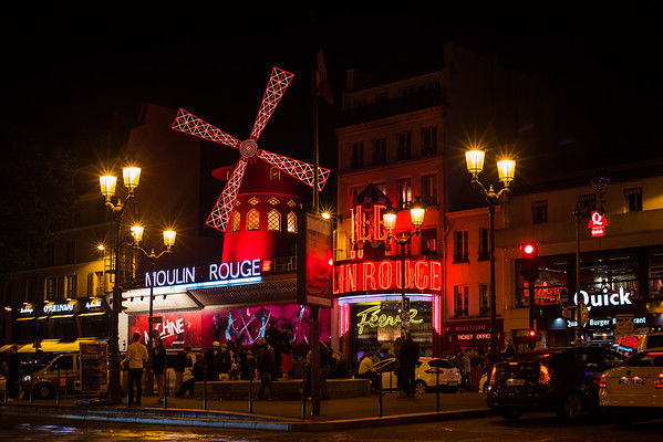Moulin Rouge Nightclub