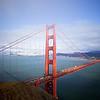 Golden Gate Bridge from the Golden Gate National Recreation Area