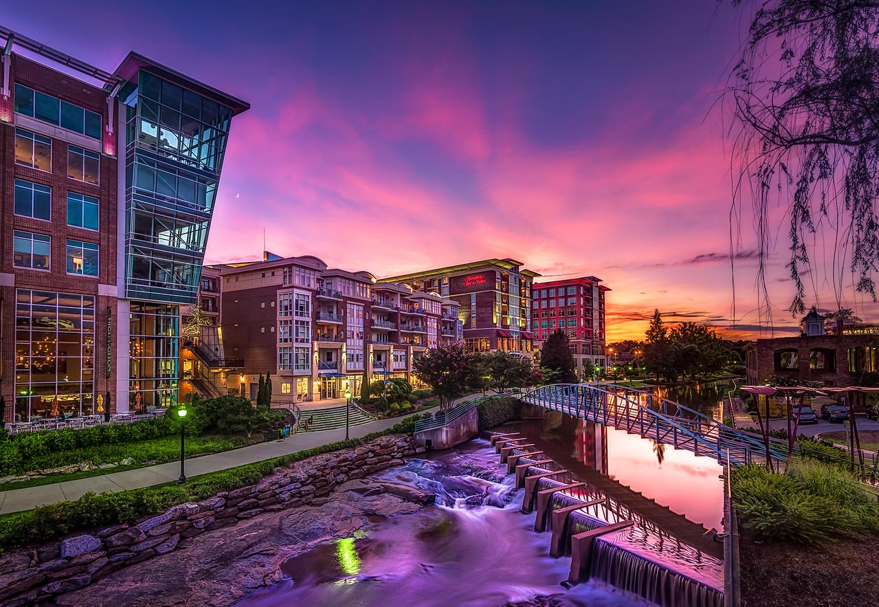 Greenville Sunset