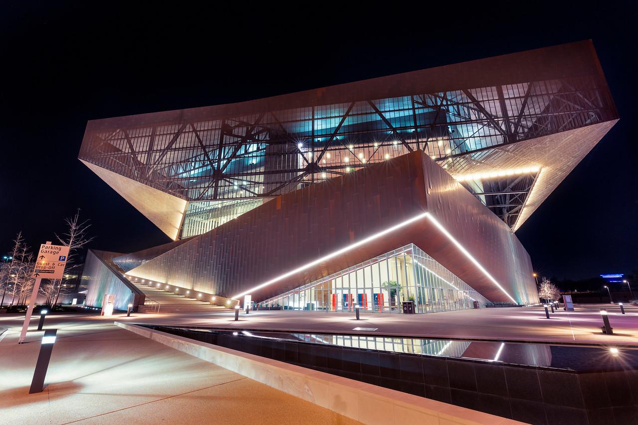 Angular Irving - Irving Convention Center