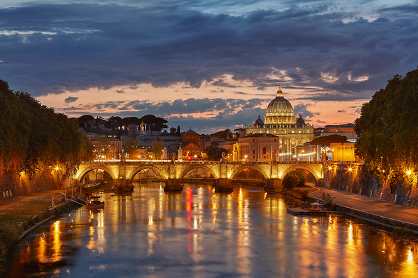 St Peters Basilica | Rome Italy