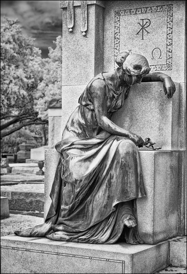 Cemetery Goddess