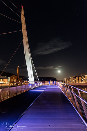 Sail Bridge, Swansea