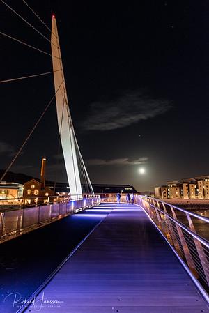 Sail Bridge, Swansea