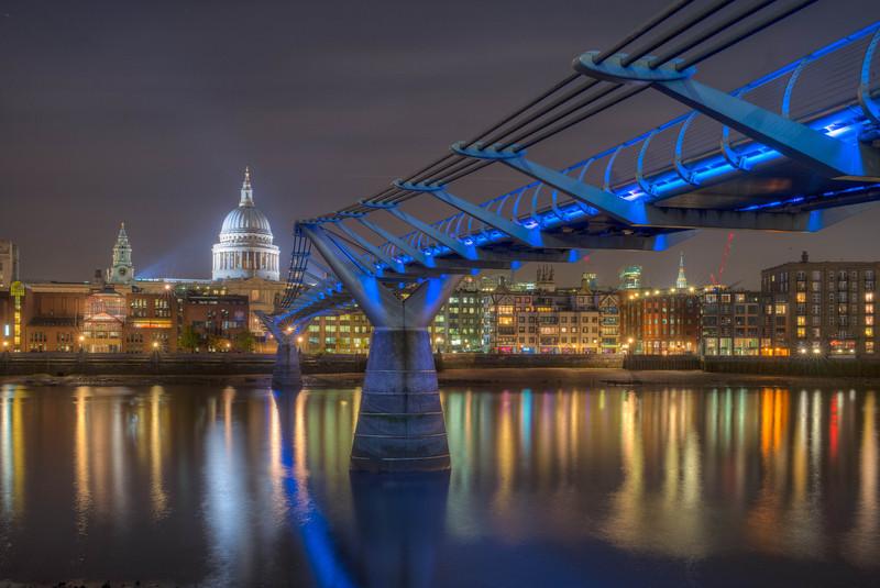 Bridge to Paul's Place