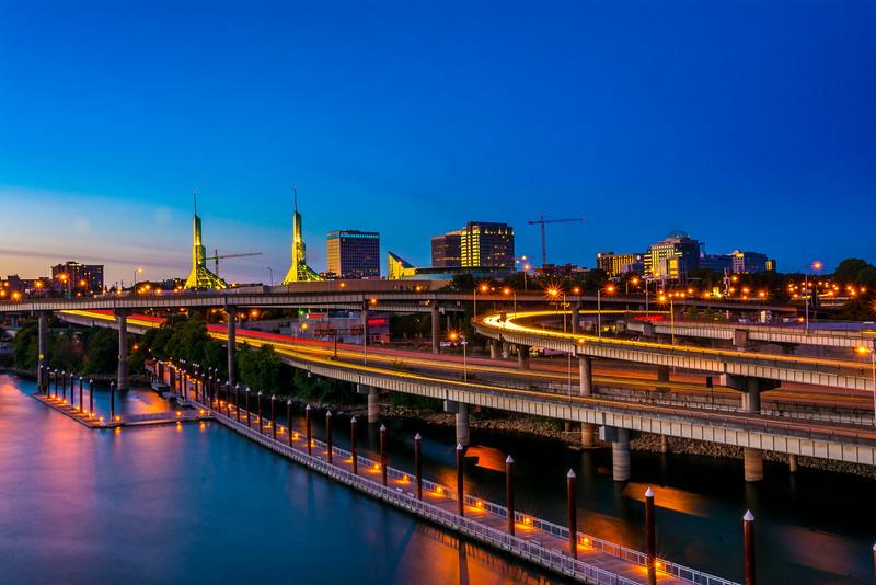 Portland Lights