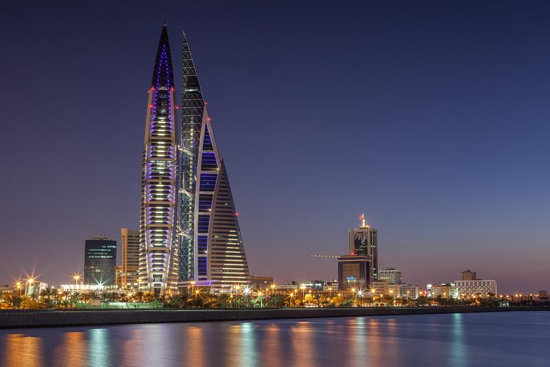 Bahrain - Manama City