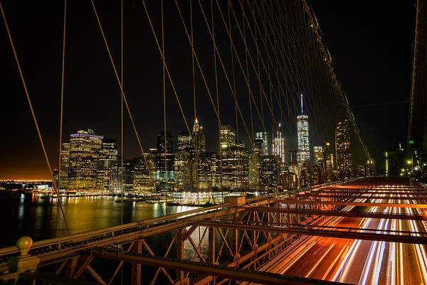 Lower Manhattan Nights