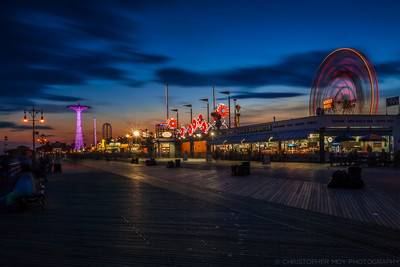 Coney Island, Memorial Day Weekend 2014