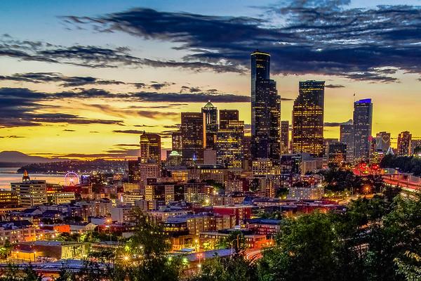 Seattle Sparkles