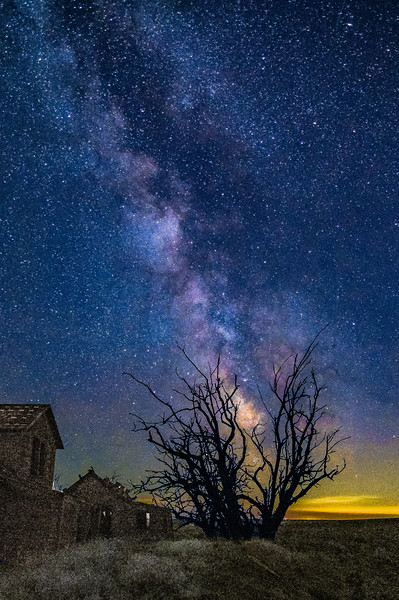 Wondrous Palouse Night