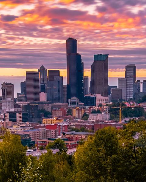 Picturesque Seattle