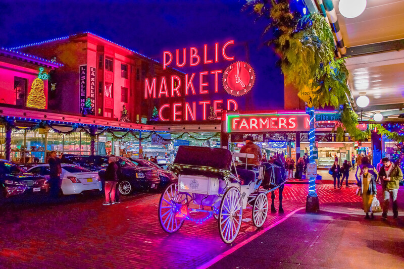 Classic Pike Place Market