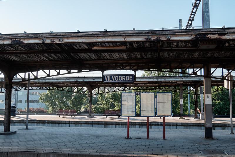 Vilvoorde Station
