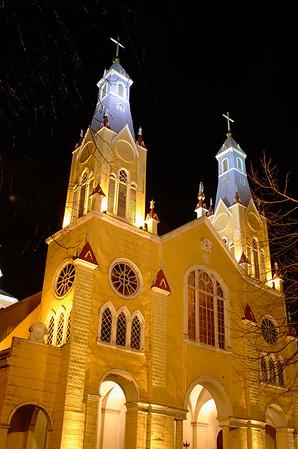 Iglesia de Castro