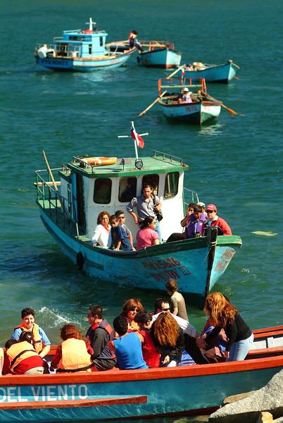 Botes Puerto Montt