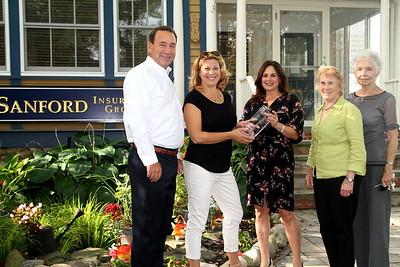 2017 Civic Beautification Award Recipient: Sanford Insurance Group